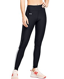 HeatGear® Perforated Colorblocked Leggings