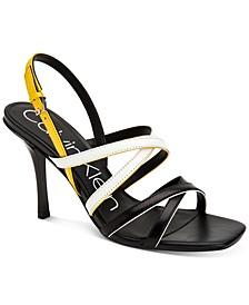 Women's Miu Strappy Dress Sandals
