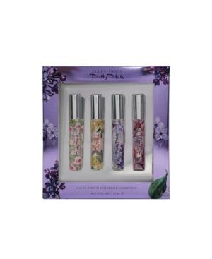 4 Piece Pretty Petals Eau De Parfum Rollerball Coffret Set