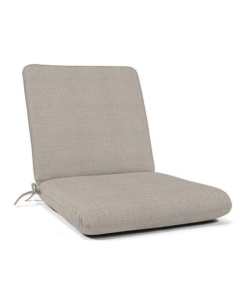 Sunbrella Casual Cushion Corp. Club Cushion