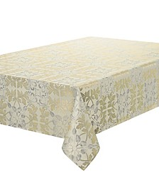 "Octavia 70"" x 84 Tablecloth"