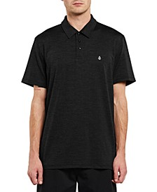Men's Hazard Performance Short Sleeve Polo T-shirt