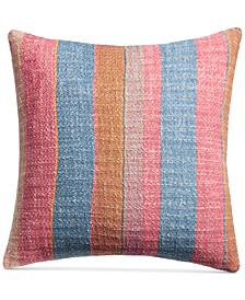 """CLOSEOUT! Serape 22"""" x 22"""" Decorative Pillow, Created for Macy's"""