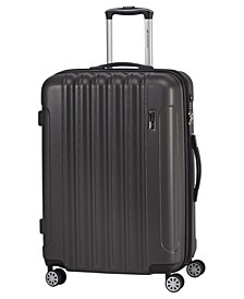 Santa Clara Collection 25'' Lightweight Spinner Luggage Bag