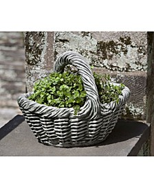 Basket Planter with Handle