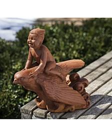 Falconeer Statuary