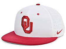 Oklahoma Sooners Aerobill True Fitted Baseball Cap