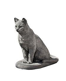 Garden Cat Garden Statue
