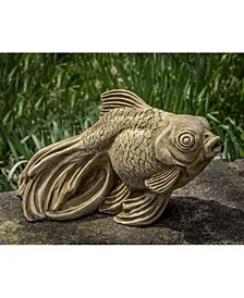 Ornamental Goldfish Garden Statue