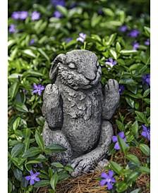 Meditation Bunny Statuary