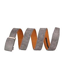 Men's Casual Leather Ratchet Belt