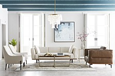 Aubreeze Fabric Sofa Collection, Created for Macy's
