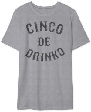 Cinco de Drinko Men's Graphic T-Shirt