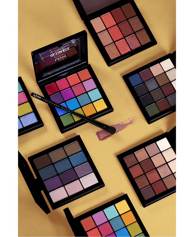 NYX Professional Makeup Ultimate Shadow Palette Collection