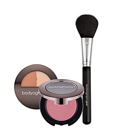 3-Pc. Bronze and Blush Set