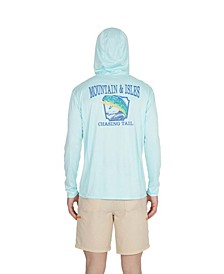 Men's Chasing Tails UV Sun Protection Hoodie