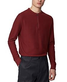 BOSS Men's Textor Dark Red Shirt
