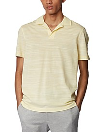 BOSS Men's Pye Bright Yellow Polo Shirt