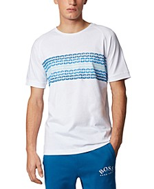 BOSS Men's Teera White T-Shirt