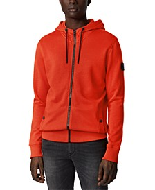 BOSS Men's Zounds Dark Orange Jacket