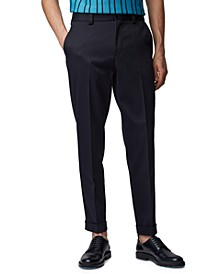 BOSS Men's Perin Dark Blue Pants