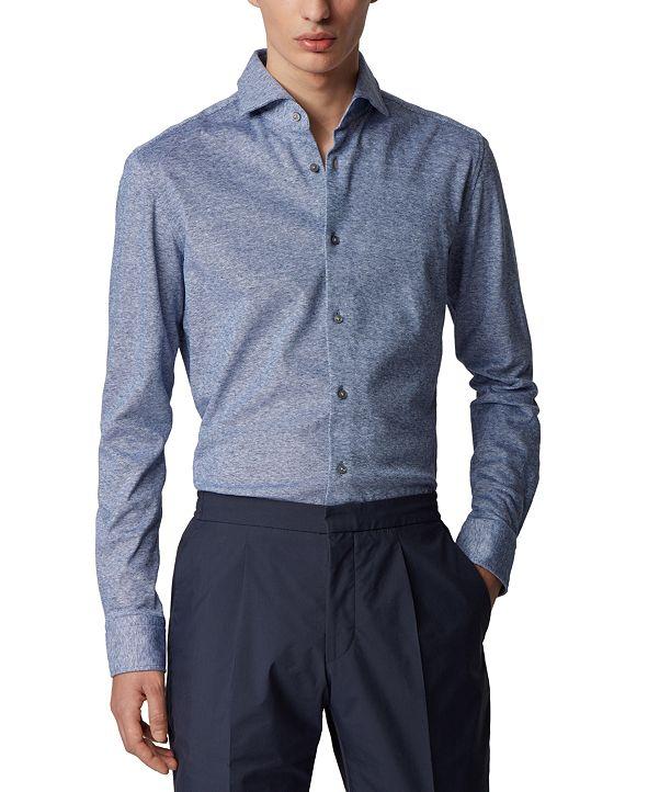 Hugo Boss BOSS Men's Jason Navy Shirt