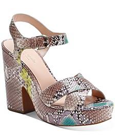Grace Platform Sandals