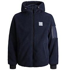 Men's Faux Sherpa Jacket
