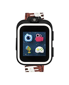 PlayZoom Smartwatch for Kids Football Print 42mm