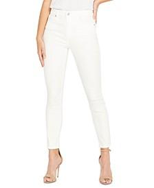Leilah Semi High-Rise Skinny Jeans