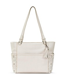 Sequoia Leather Tote