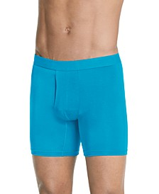 Men's Flex 365 Stretch Boxer Briefs, Created for Macy's