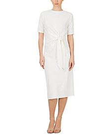 Adyson Parker Tie-Waist Midi Dress