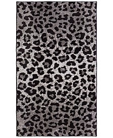 """Coco Leopard 27""""x 45"""" Accent Rug"""