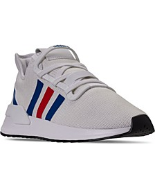 Men's U Path Run Casual Sneakers from Finish Line
