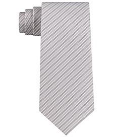 Men's Rail Stripe Slim Tie