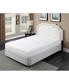 "Primo Divine 8"" Gel Memory Foam Extra Firm Mattress - Twin"