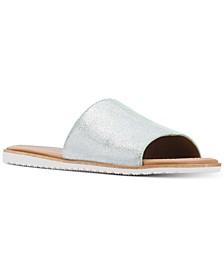 Women's Ella Block Slide Sandals