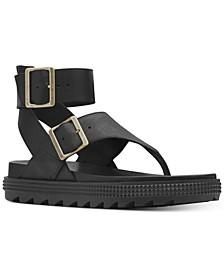 Women's Roaming T-Strap Sandals