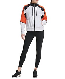 Sport Colorblocked Track Jacket