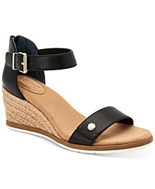 Daytonn Wedge Sandals, Created for Macy's