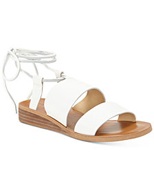 Lucky Brand Women's Hadesha Wedge Sandals