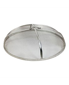 """Outdoor Heavy Duty Round Fire Pit Lid Protector 30"""""""