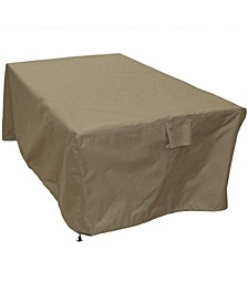 Square Protective Outdoor Patio Dining Table Cover