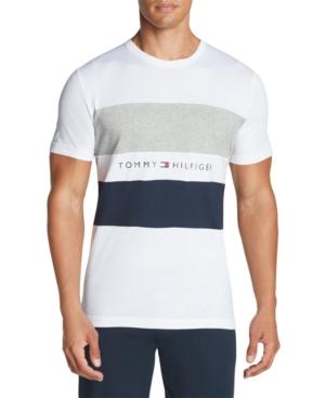 Tommy Hilfiger Men's Modern Essentials Colorblocked T-Shirt