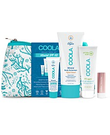 5-Pc. Mineral Essentials Travel Set