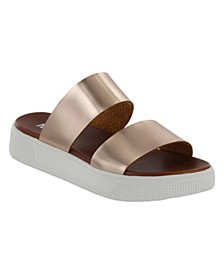 Women's Saige Sneaker Bottom Sandals