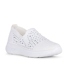 ZEST Slip On Sneaker with Detail Upper