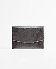 Metallic Cosmetic Bag