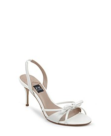Halter Dress Sandals